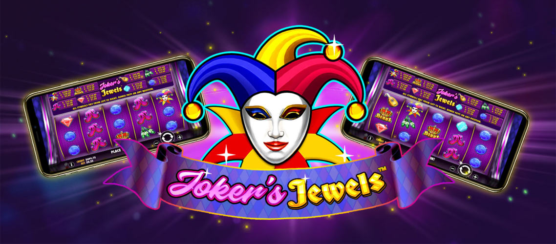 Event Slot Joker Jewels AlienBola