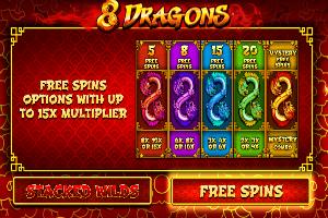 Tips Bermain Slot 8 Dragons Terbaru 2020
