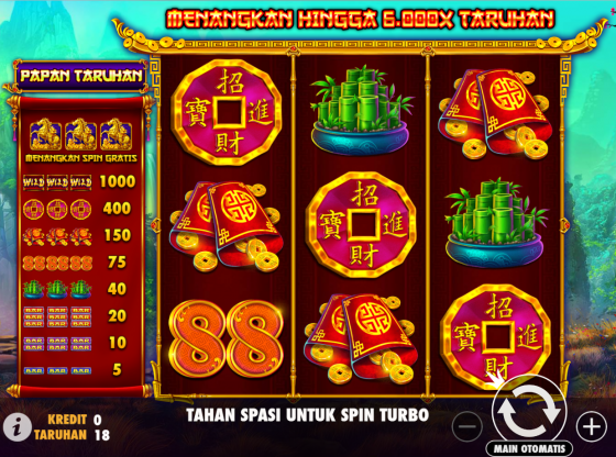 Tips Main Slot Treasure Horse Terbaru