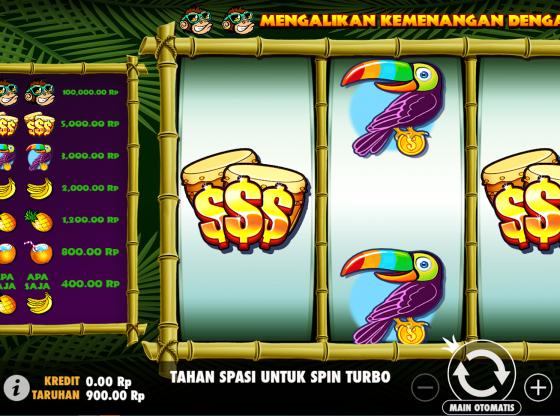 Cara Bermain Slot Monkey Madness Terbaru
