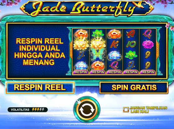 Trik Main Slot Jade Butterfly Terbaru