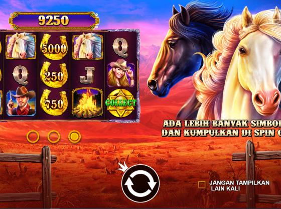 Cara Main Slot Mustang Gold Terbaru