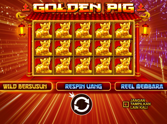 Tips Main Slot Golden Pig Terbaru