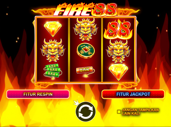 Tips Main Slot Fire 88 Terbaru