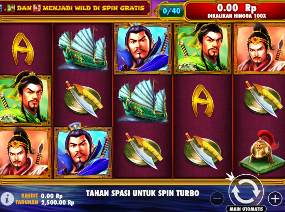 Tips Main Slot 3 Kingdoms Terbaru