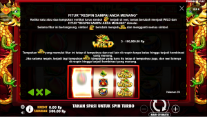 Tips Main Slot Triple Dragons Terbaru