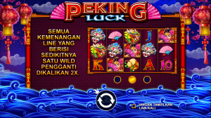 Tips Bermain Slot Peking Luck Terbaru